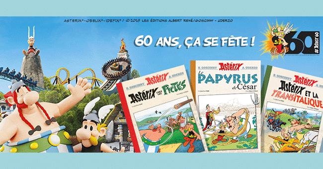 concours parc asterix bande dessinees