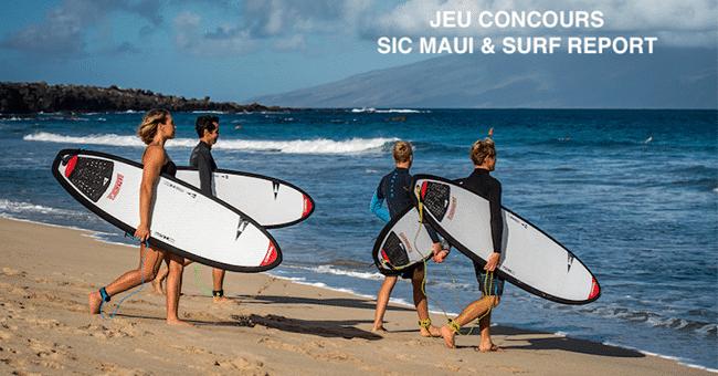 concours planche a surf