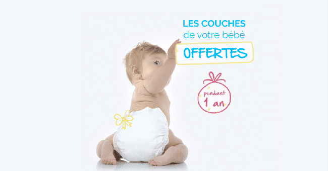 couches bebe concours