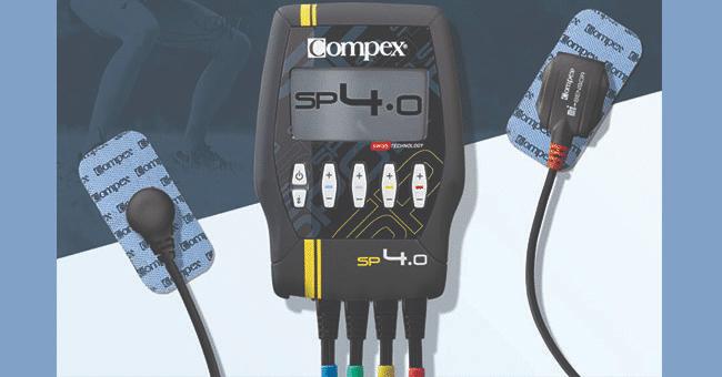 electrostimulateur Compex concours