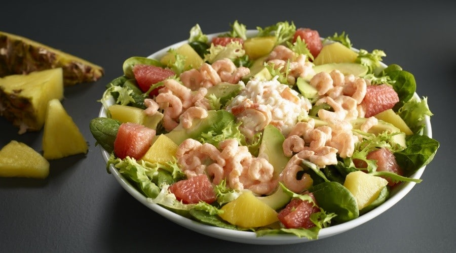 flunch salade