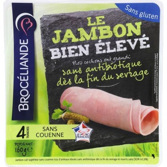 jambon broceliante reduction