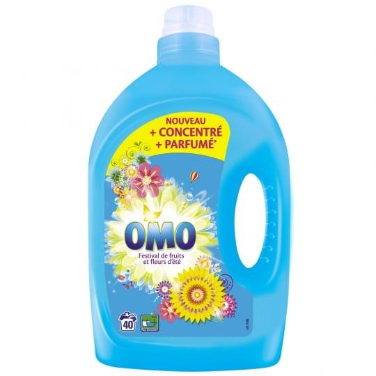 lessive omo reduction