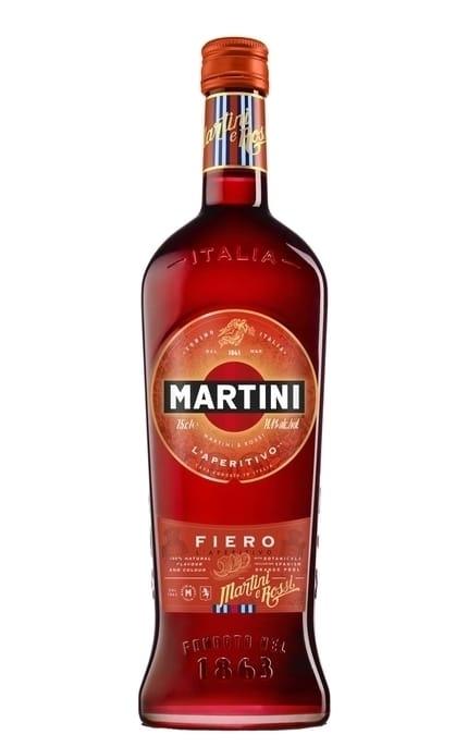 reduction martini aperitif