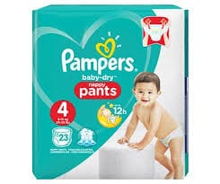 reduction pampers