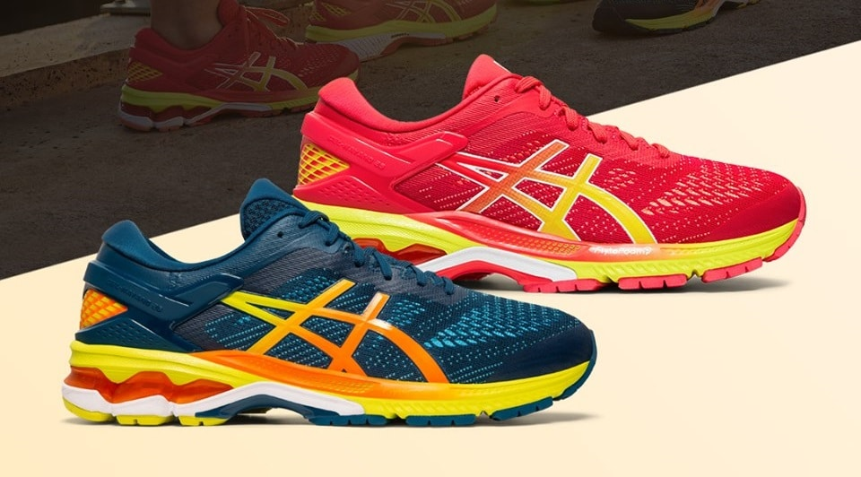 asics concours