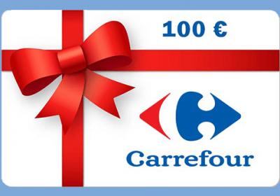 3 Cartes Cadeaux Carrefour De 100 Mes échantillons Gratuits