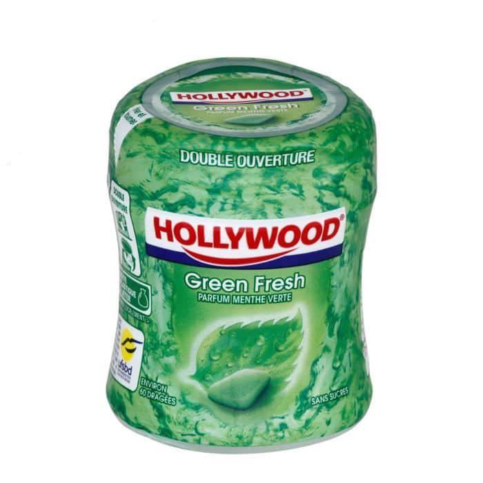 chwing gum hoollywood reduction