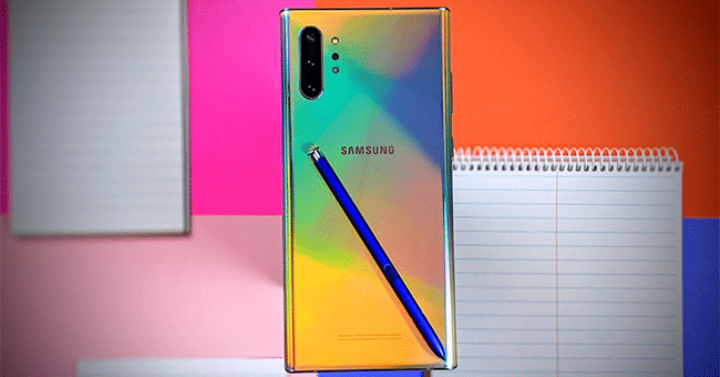 concours galaxy note10