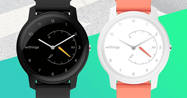 concours montre connectee withings