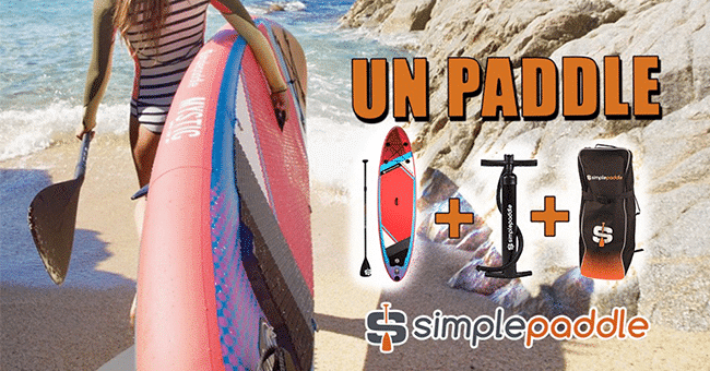 concours paddle gonflable