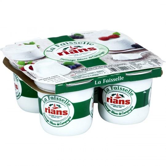 faisselle rians reduction
