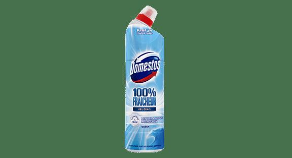 gel domestos reduction