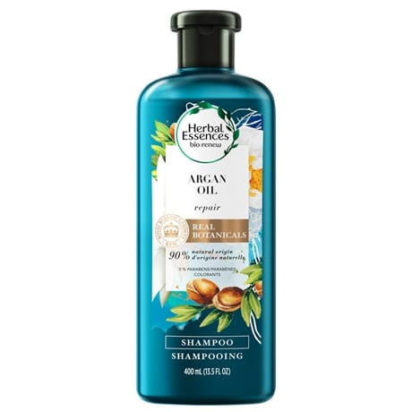 herbal essence shampoing reduction