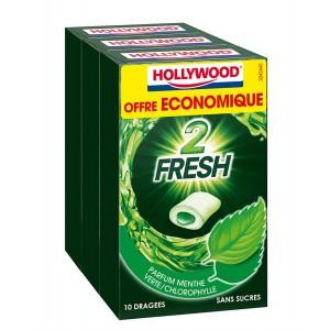 hoolywood chwinggum reduction