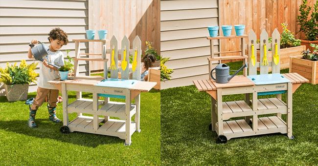 kidikraft table jardinage concours