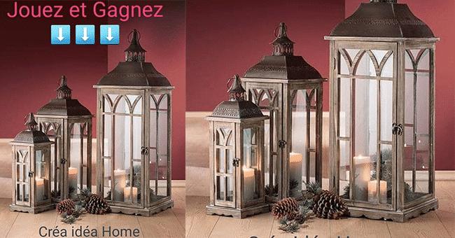lanterne Gothico concours