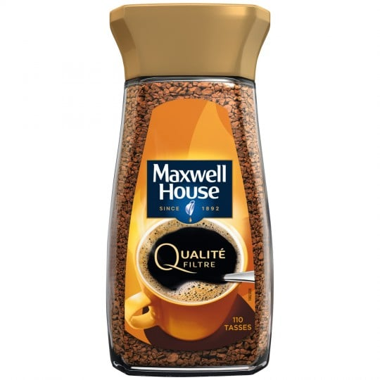 maxwell house cafe reduction