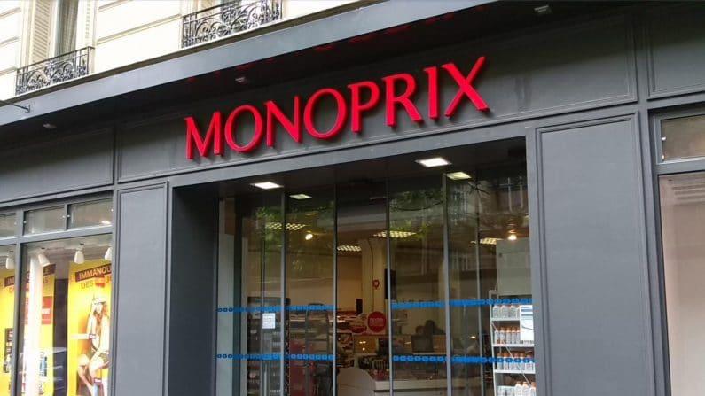 monoprix concours