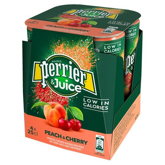 perrier juice reduction