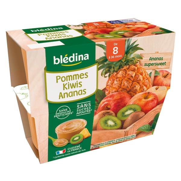 reduction bledina