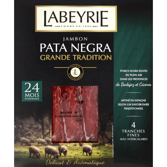 reduction jambon labeyrie