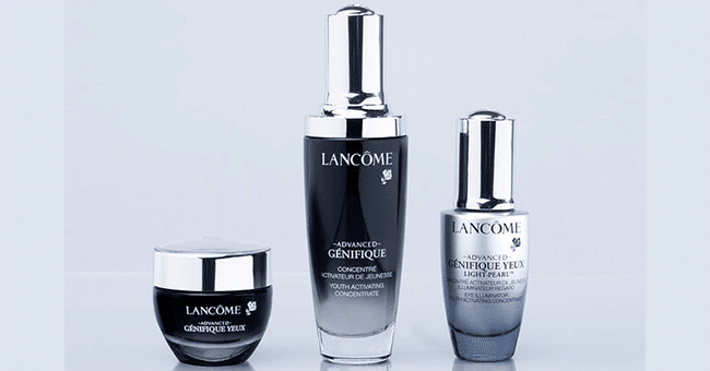 routine lancome concours