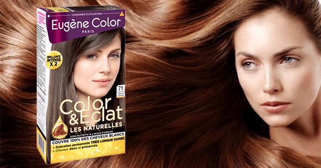 test coloration cheveux eugene color