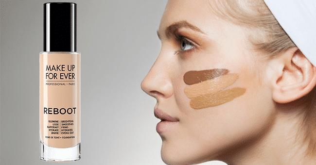 test fond de teint make up forever