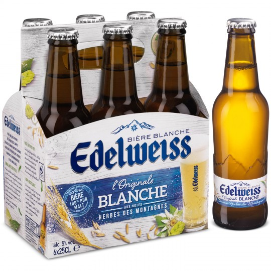 biere edelweiss reduction