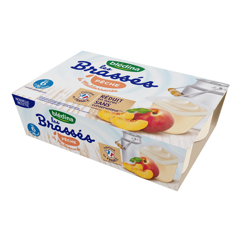 brassés bledina reduction