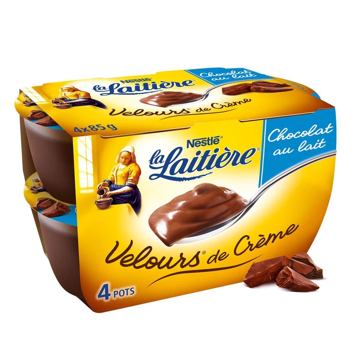 chocolat la laitiere reduction