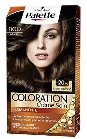 coloration palette reduction