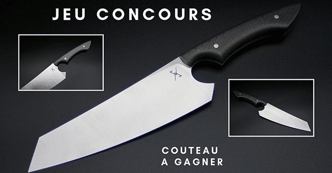 concours couteau
