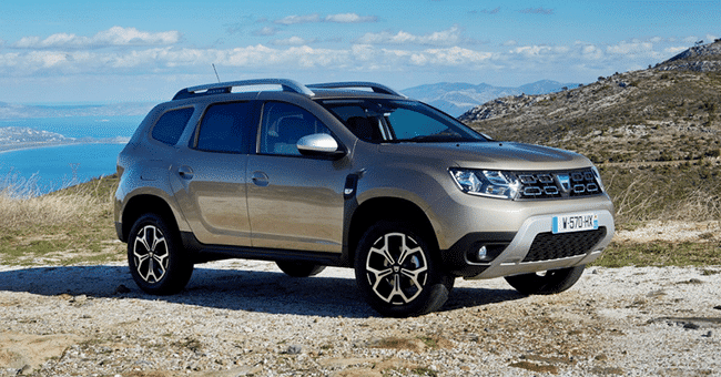 concours dacia duster