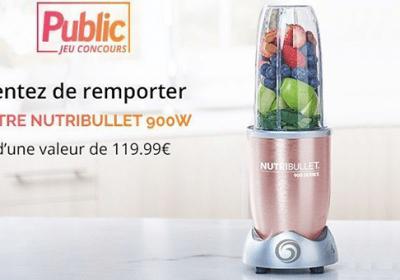 concours extracteur nutribullet