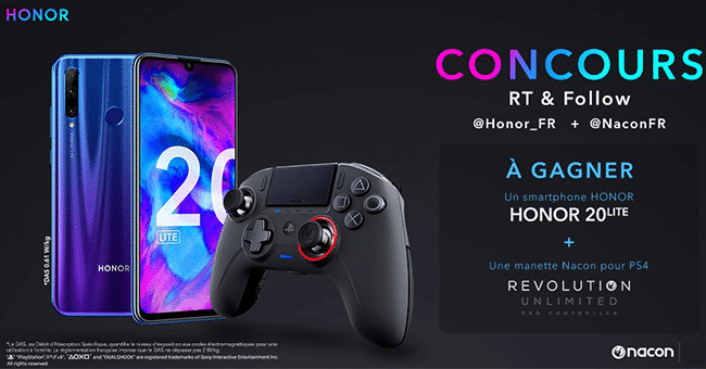 concours honor lite