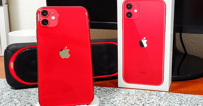 concours iphone 11