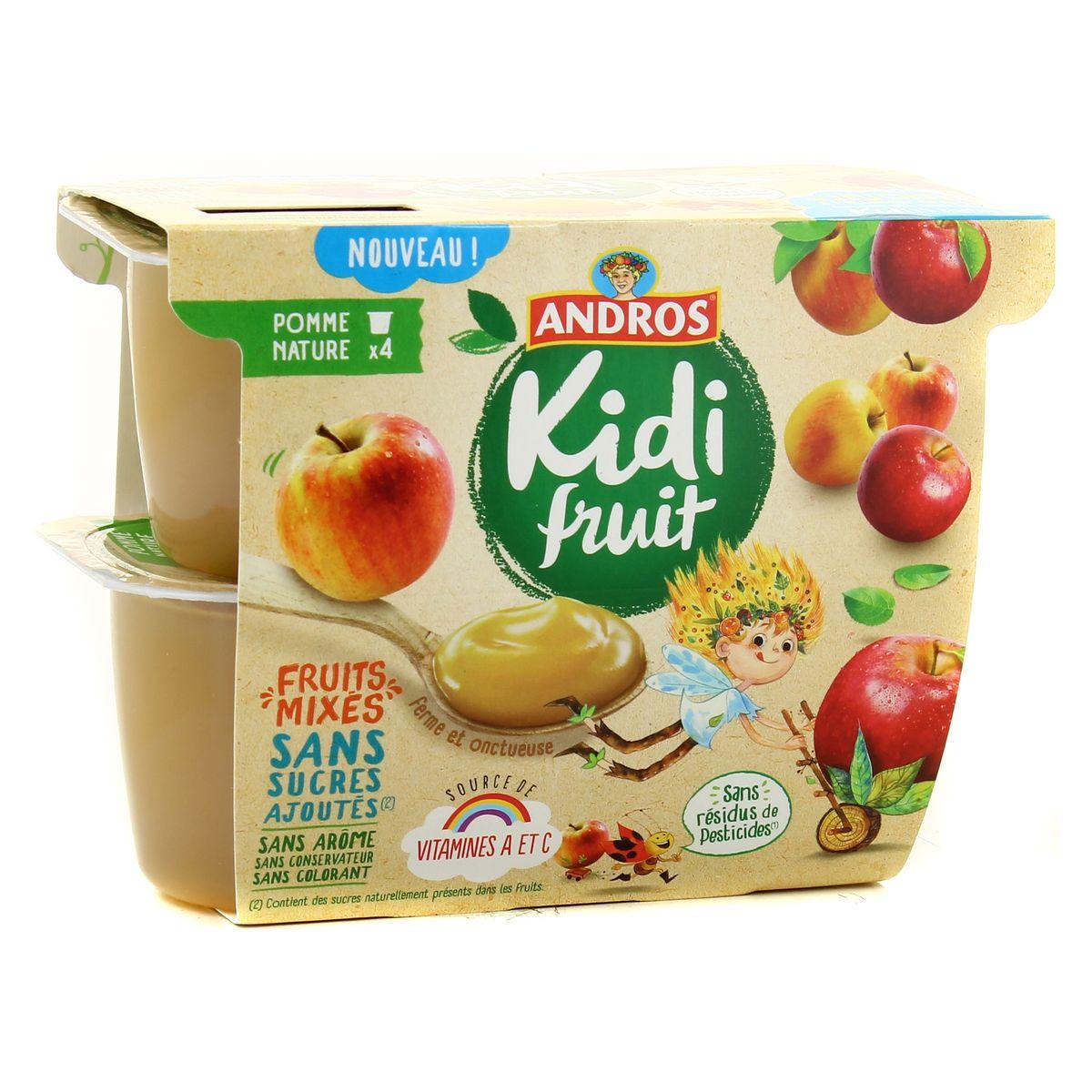 dessert kidi fruit reduction