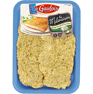escalope legaulois reduction