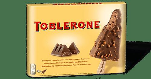 glace toblerone