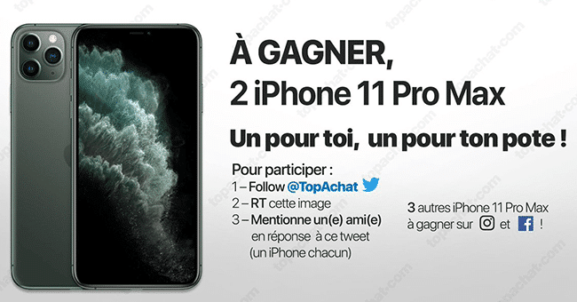 iphone 11 concours