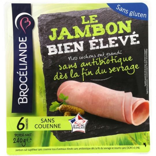 jambon broceliande reduction