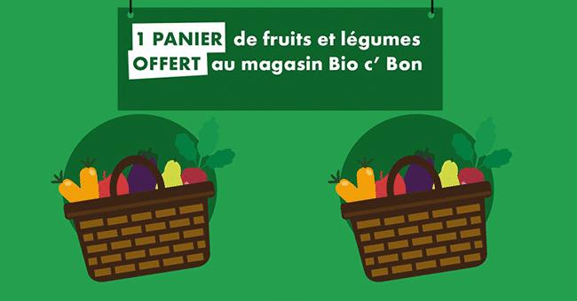 panier fruit gratuit