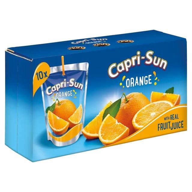 reduction capri sun