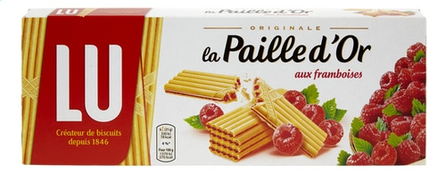 reduction paille d or biscuits