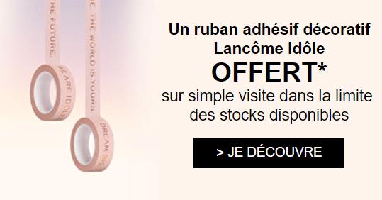ruban adhesif gratuit