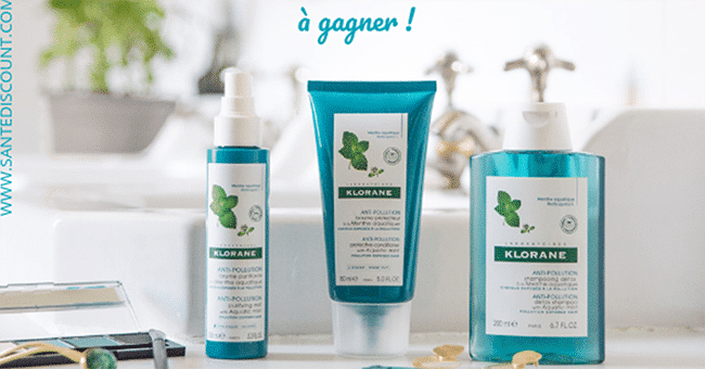 soins klorane concours