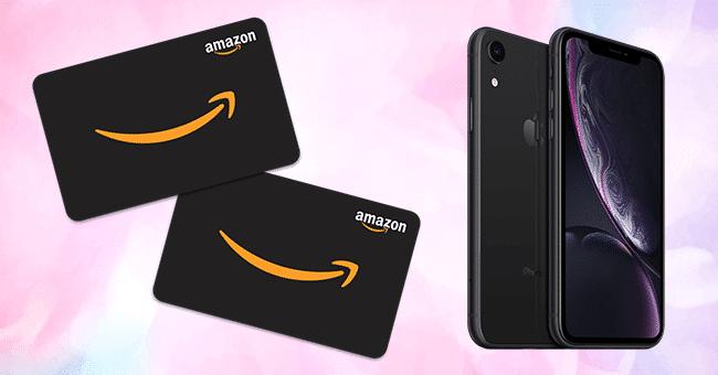 CONCOURS iphone amazon