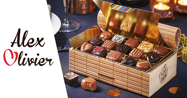 concours alex olivier chocolat